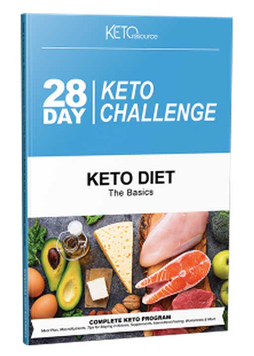 28 Day Keto Challenge: Everything You Need for Keto Success.