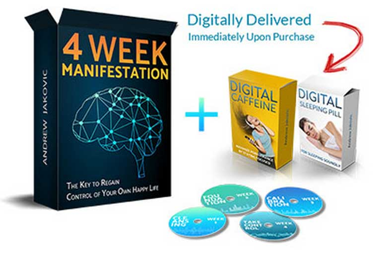 4 Week Manifestation Review. PDF Free Download