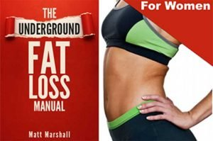 Get The Complete Underground Fat Loss Manual For Just $19.95!