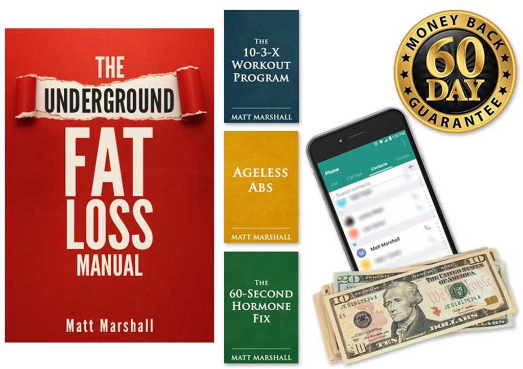 the underground fat loss manual, All Best Reviews
