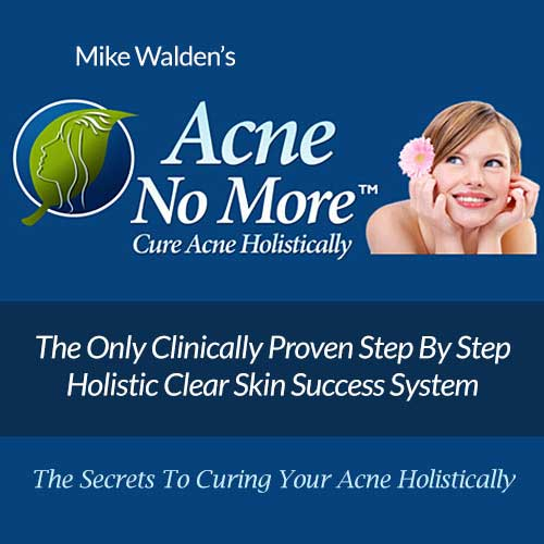 Acne No More Review • Get Rid Your Acne In Just 7 Days...