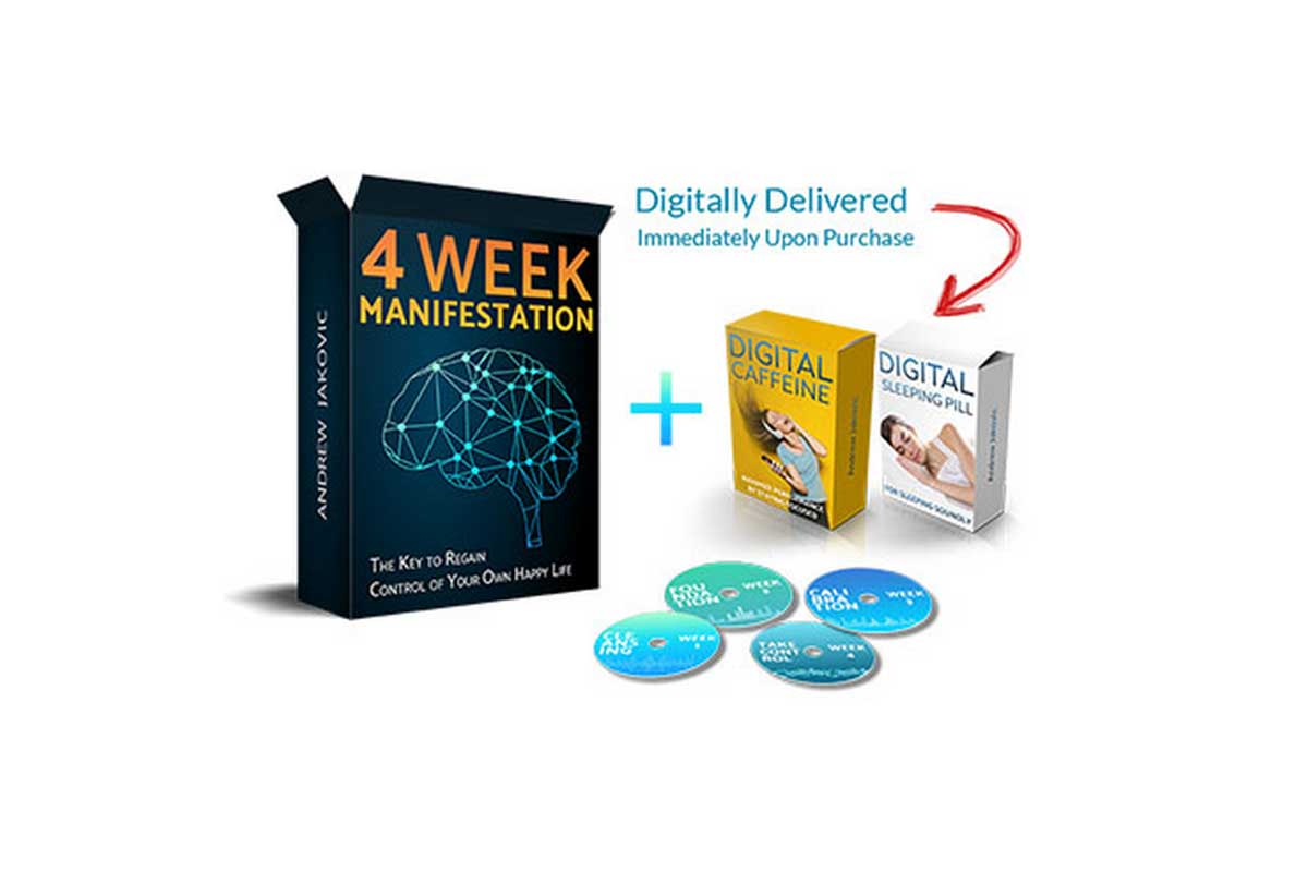 4 Week Manifestation Review. Does It Really Work?