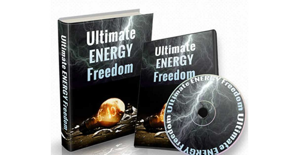 Ultimate Energy Freedom Generator Review Free Energy