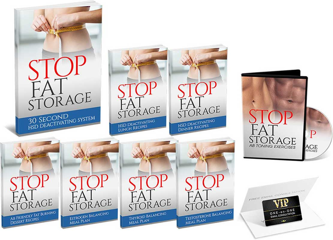 Benefits of Stop Fat Storage: How to Stop Fat Storage to lose weight - Janet Hadvill's program Exposed!