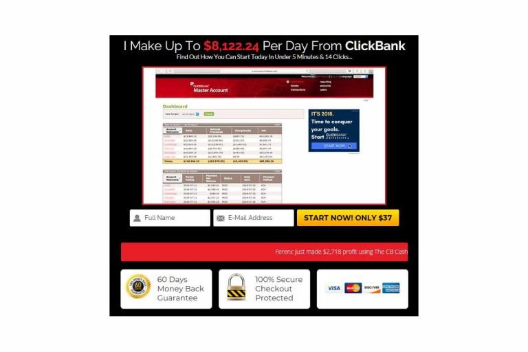 What is The ClickBank Cash Code? The CB Cash Code Review