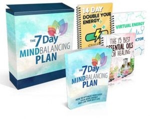7 Day Mind Balancing Plan By Mark Williams