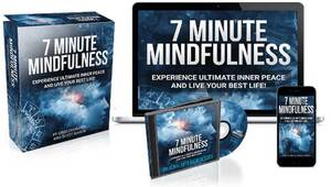 7 Minute Mindfulness By Greg Thurston How To Activate Your Natural Relaxation Response In Just 7 Minutes