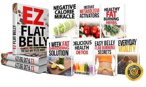 EZ Flat Belly By Adam Johnson EZ Flat Belly is a program that exploits a delicious Slim Shake recipe