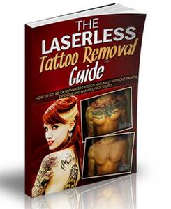 Laserless Tattoo Removal By Dorian Davis The Laserless Tattoo Removal Guide Review: See My Results!