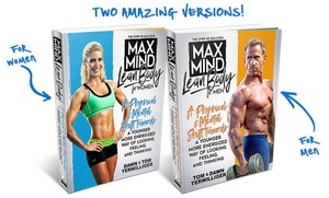 Max Mind Lean Body Mega Bonus Package The Over 40 Solution