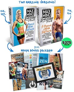 Max Mind Lean Body By Terwilliger. Max Mind Lean Body + Mega Bonus Package - The Over 40 Solution