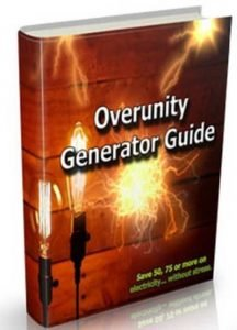 How Easy It Is To Build The Overunity Generator Blueprints