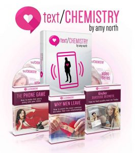 Text Chemistry - Use Texts To Make Men Love You By Amy North