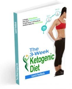 The 3 Week Ketogenic Diet By Nick Garcia