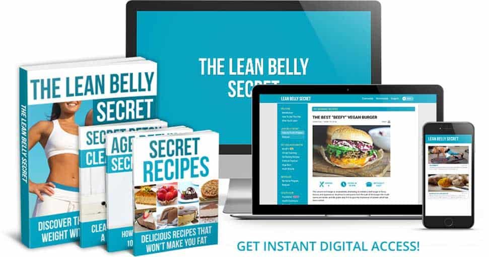 The Lean Belly Secret Review • Can It Help You Burn Belly...