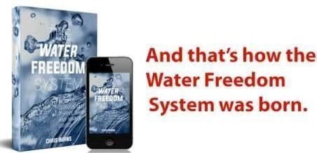 Chris Burns' Water Freedom System Review -  Does it Really Works? FREE DOWNLOAD PDF