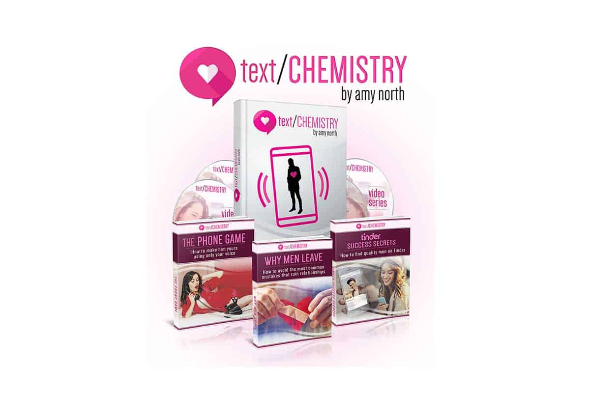 Text Chemistry – Use Texts To Make Men Love You By Amy North