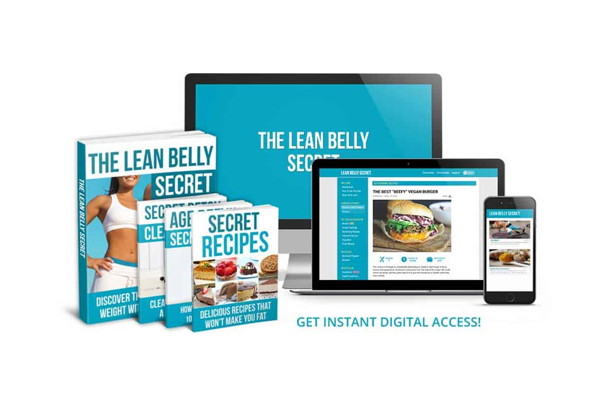 The Lean Belly Secret Review • Can It Help You Burn Belly…