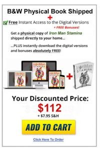 Get The Complete Iron Man Stamina For Just $97! Iron Man Stamina | Is It Really That Good? - MUST READ Experts Result