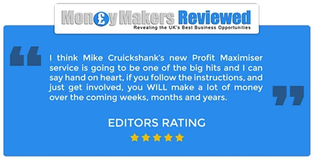 Profit Maximiser Reviews