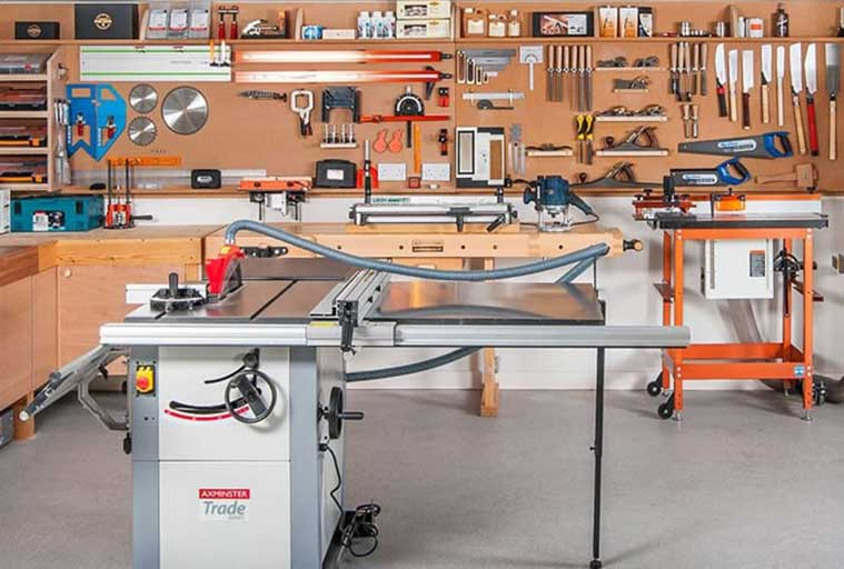 Setting Up a Small Woodworking Shop - Woodworking Workshop Guide FREE DOWNLOAD PDFAC