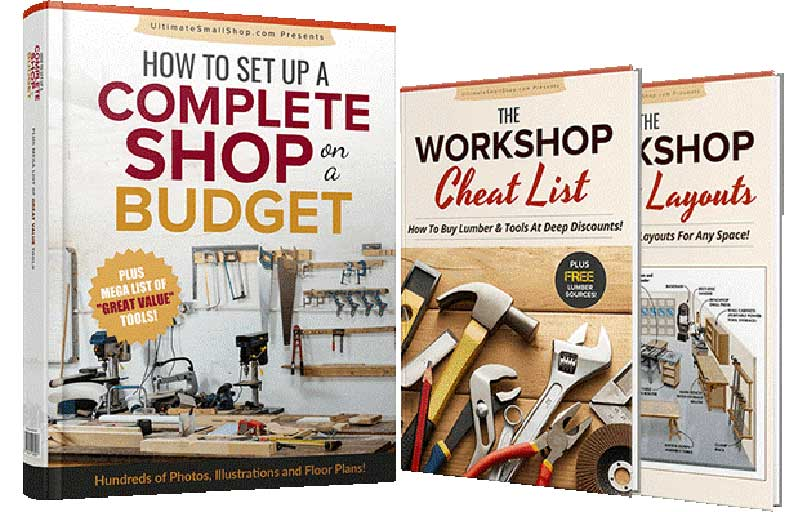 Ultimate Small Shop Guide Review – Can This Guide Help You To Build A Good Wood Work Business?