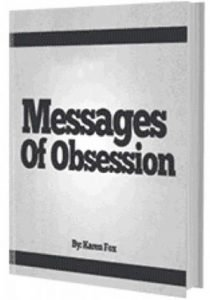 Messages Of Obsession   By Karen Fox
