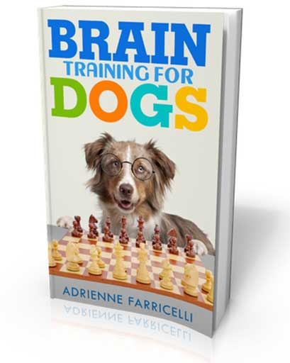 "Brain Training For Dogs By Adrienne Farricelli. Develops your Dog's ""Hidden Intelligence"", All Best Reviews"