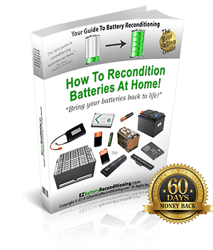 Ez Battery Reconditioning By Tom Ericson EZ Battery Reconditioning Review - How to Recondition Batteries at Home.