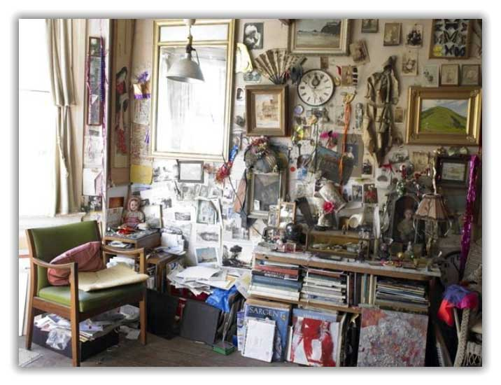 Clear your clutter the fast and easy way - Goodbye Clutter by Maria Gracia