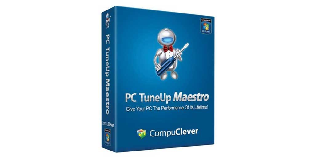 Make PC Work Better – PC Tuneup Maestro – CompuClever