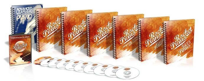 Rocket Piano PDF Free Download
