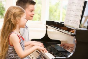 The easy way to learn piano - Learning to Play the Piano the Right Way.