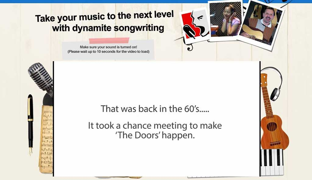 Guide To Songwriting - The Best Way To Learn To Write Good Songs?
