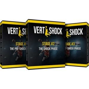 Vert Shock – Vertical Jump Training by Adam Folker and Justin Darlington