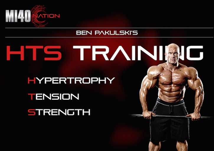 How You Can Immediately Double Your Muscle Gains   By  Ben Pakulski