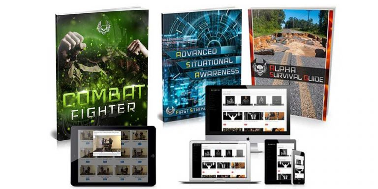 Alphanation Combat Fighter | Discover the hand-to-hand fighting system…