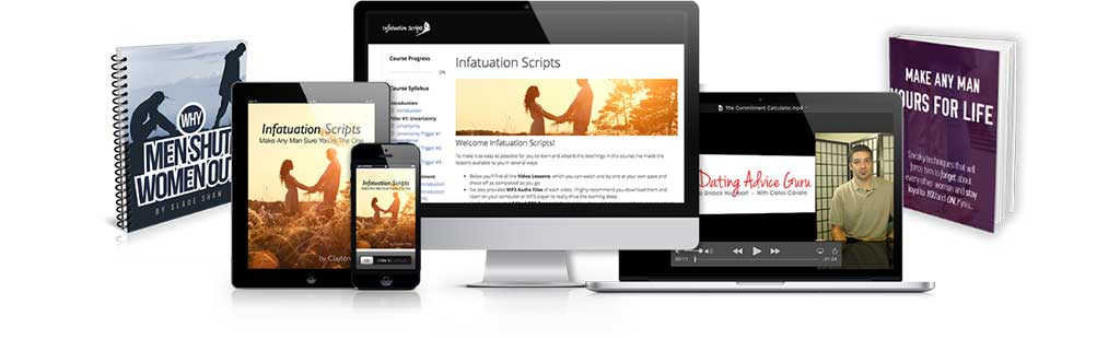Infatuation Scripts Review. Infatuation Scripts - Clayton Max 's Make Him Sure You're The One ...