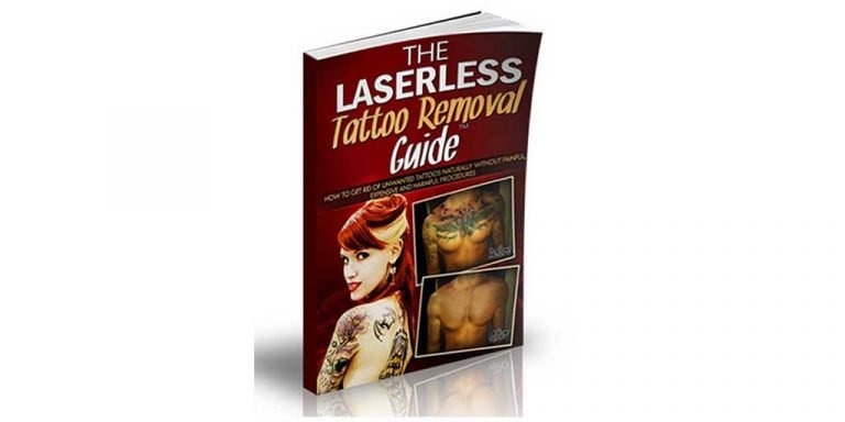 The Laserless Tattoo Removal Guide Reviews See My Results