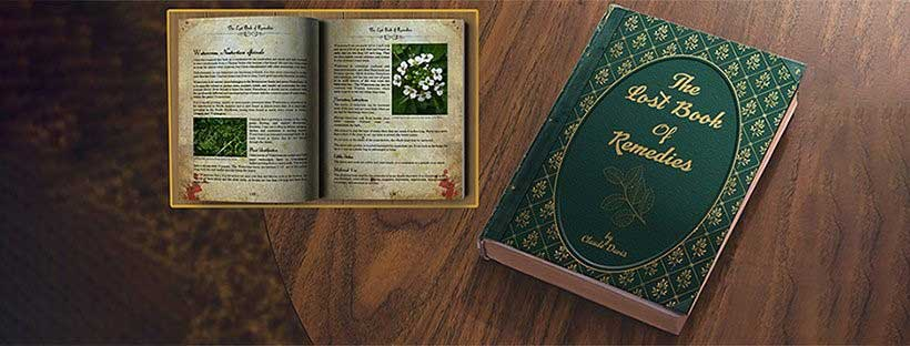 What Will You Get From The Lost Book of Remedies? The Lost Book of Remedies by Claude Davis - Does Really Worth Buying ? FREE DOWNLOAD PDF Ebook