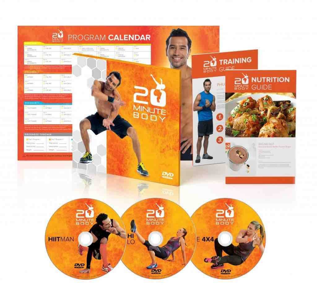 The 20 Minute Body, All Best Reviews