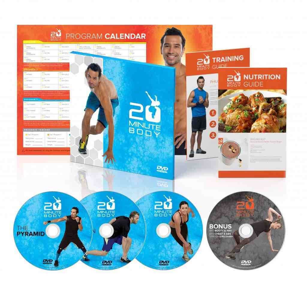 The 20 Minute Body, Fitness Packages – The 20-Minute Home-Workout You Can Do Anywhere.., A Best Reviews