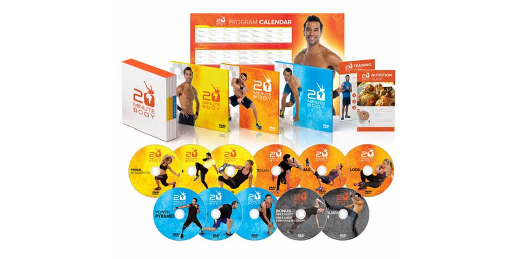 Fitness Packages – The 20 Minute Home-Workout You Can Do Anywhere..