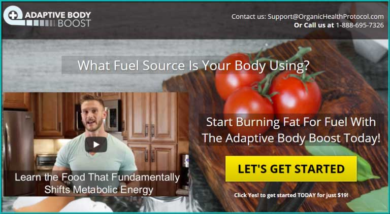 Adaptive Body Boost Review – Thomas DeLauer's Diet Plan Revealed, All Best Reviews