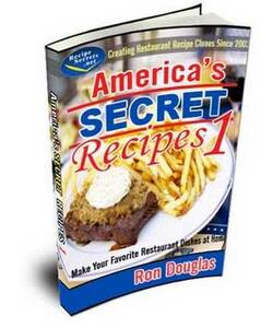 Americas Restaurant Recipes By Ron Douglas PDF Free Download