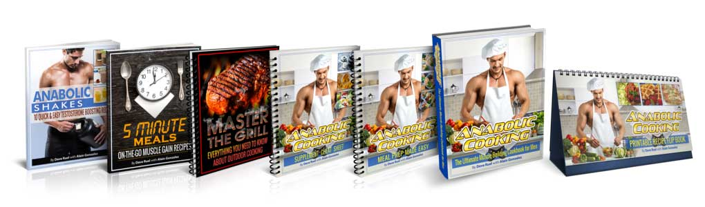 Anabolic Cooking PDF And Contents