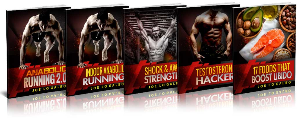 Anabolic Running: How To Run Without Destroying Your Testosterone ...