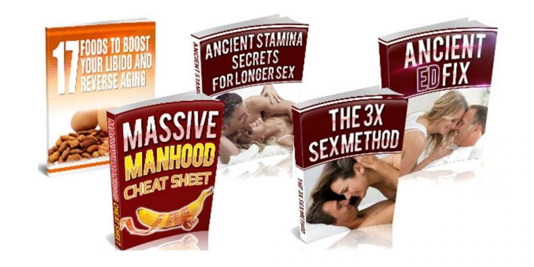 Ancient ED Fix Natural ED Cures by Spencer Fields