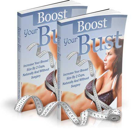 Boost Your Bust Review. Boost Your Bust by Jenny Bolton -  Big Breasts Or Big Stupidity?