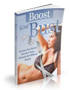 Boost Your Bust PDF FREE DOWNLOAD Boost Your Bust by Jenny Bolton -  Big Breasts Or Big Stupidity?